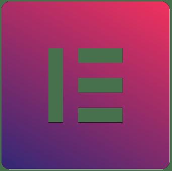 The Elementor Logo for our WP Webhooks integration